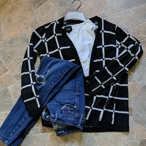 Charming Charlie open cardigan